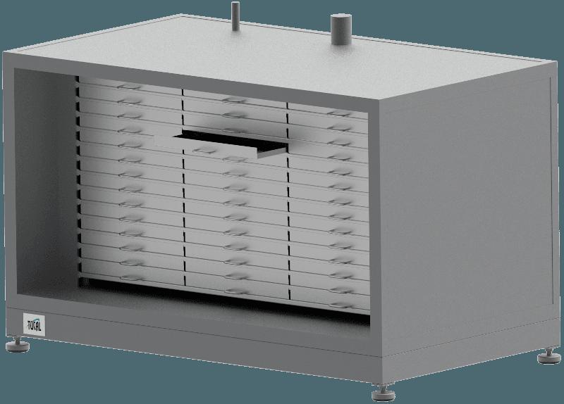 Plate freezer iqf