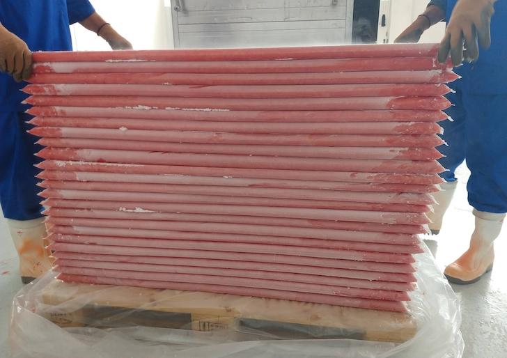 Tucal horizontal plate freezer fruit 1